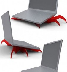 Monster Monster Notebook Computer Stand
