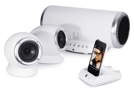 Roth Audio Charlie desktop speaker system