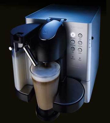 De'Longhi Nespresso Lattissima Premium coffee machine