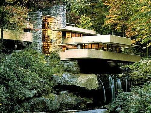 Fallingwater - Frank Lloyd Wright
