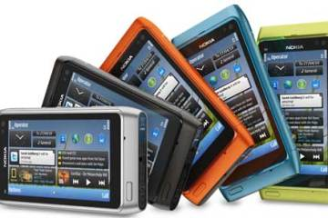 Nokia N8 smartphone, Nokia N8 mobile phone