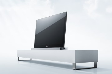 Sony Bravia TV Monolithic Design