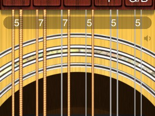 iPhone guitar app