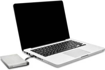LaCie Rikiki Go external hard drive