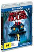Monster House on 3D Blu-ray