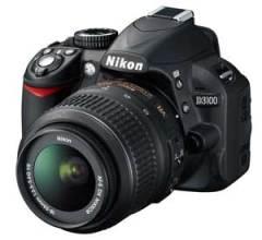 Nikon D3100 digital SLR camera