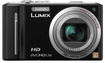 Panasonic Lumix DMC-TZ10 digital camera