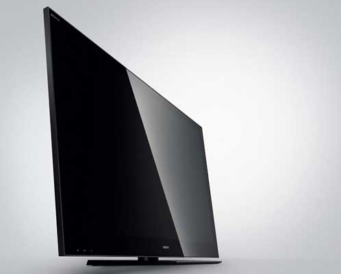 Sony Bravia KDL-52HX900, LCD TV, 3D