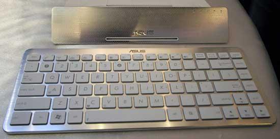 ASUS Eee Pad tablet computers