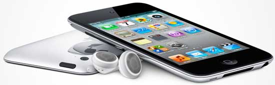 Apple iPod Touch, Apple iPod Touch 2010 version