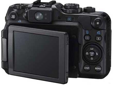 Canon G12 digital camera