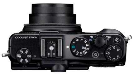 Nikon Coolpix P7000 digital camera
