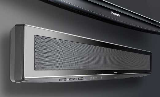 Panasonic SC-HTB10 soundbar speaker system