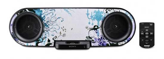 Sony RDH-SK8iP iPod dock