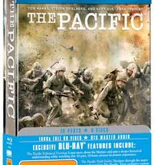 The Pacific - out on Blu-ray and DVD