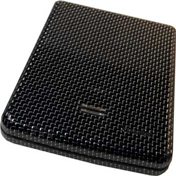 iWallet, the carbon fiber model