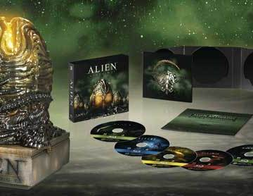 Alien Anthology Limited Edition Collector's Set competition