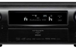 Denon AVR-4311 AV receiver - front