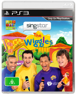 SingStar The Wiggles for PlayStation 3 boxshot