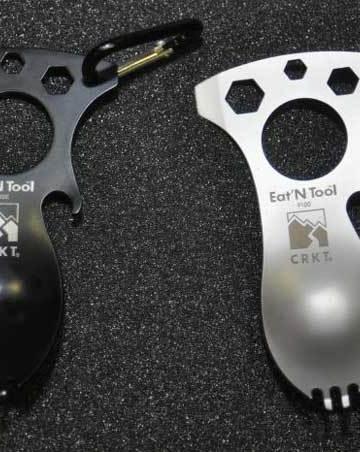 CRKT Eat'N Tool - 5 tools in one