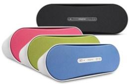 Creative D100 wireless, portable iPod speaker