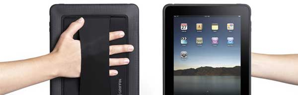 Griffin AirStrap for iPad; iPad case