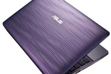 Eee PC 1015PW netbook computer - purple