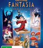 Fantasia on DVD, boxshot