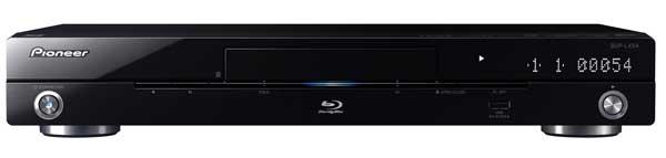 Pioneer BDP-LX54 Blu-ray player, 3D Blu-ray player
