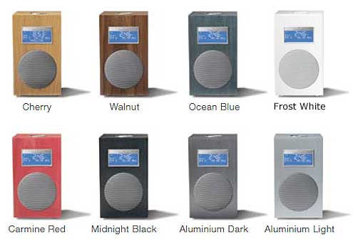 Tivoli Audio Model 10+ digital radio - 8 different colour finishes