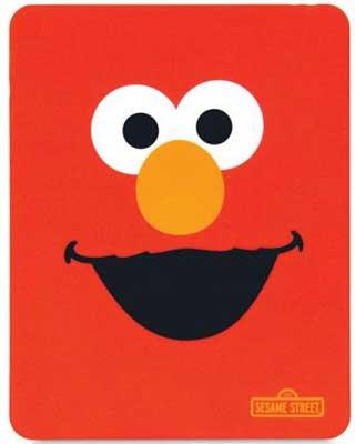 iSound Sesame Street iPad case
