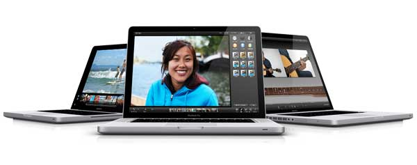 Apple MacBook Pro 13, 15 and 17 inch models