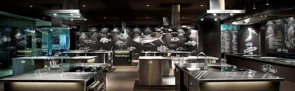 Fisher & Paykel kitchen