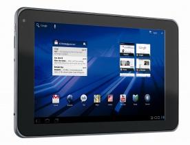 LG G-Slate tablet computer