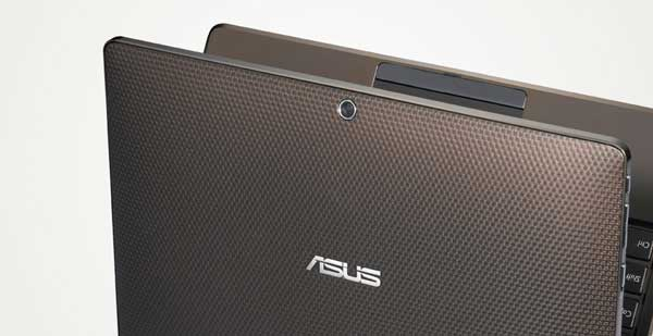 Asus Eee Pad Transformer, webcam