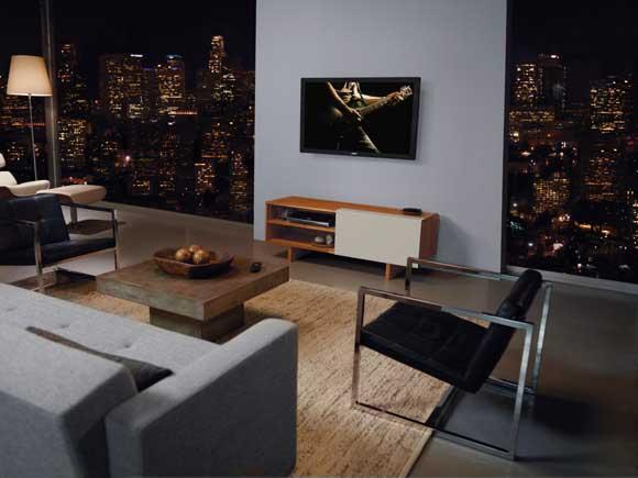 Bose VideoWave, lifestyle shot