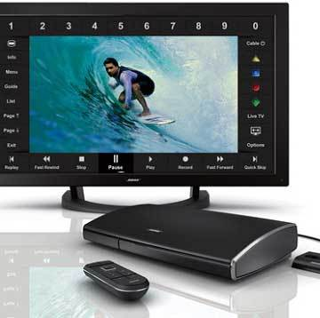 Bose VideoWave, front view