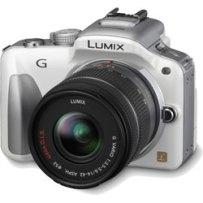 Panasonic Lumix DMC-G3 - white