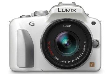 Panasonic Lumix DMC-G3 front view