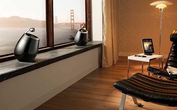 Philips Fidelio Soundsphere, lifestyle shot