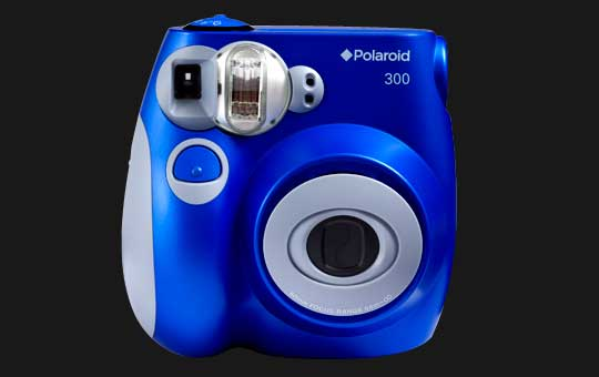 Polaroid 300 camera - an instant classic?