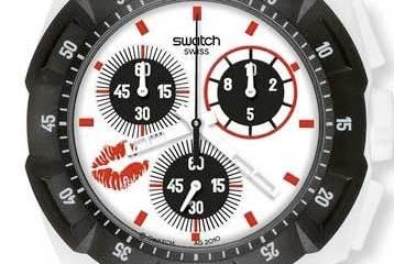 Swatch Snowkiss