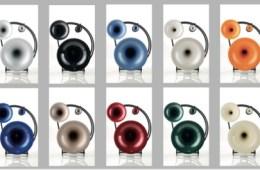 Avantgarde Trio Classico speaker colour range