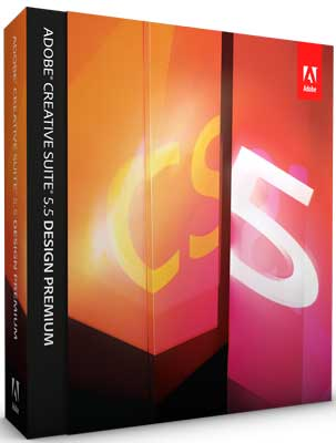 Adobe® Creative Suite® 5.5 Design Premium box shot