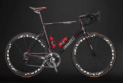 BMC teammachine SLR01 bicycle, for the 2011 Tour de France