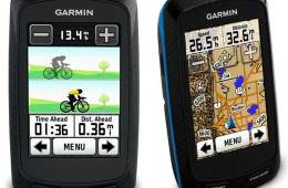 Garmin Edge 800 Touchscreen GPS bike computer