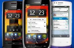 Nokia 600, Nokia 700 and Nokia 701
