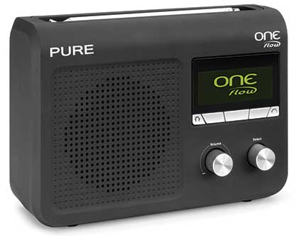 Pure ONE Flow digital radio