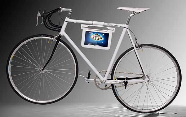 Samsung Galaxy Tab Bike