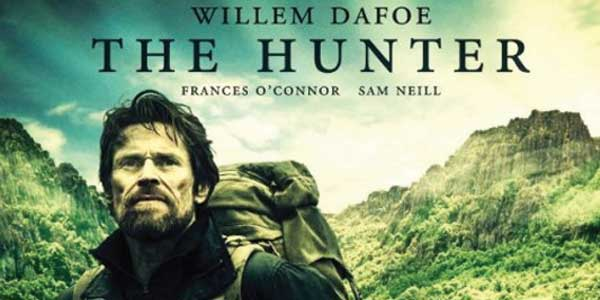The Hunter film poster